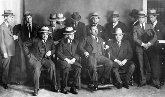 Mafia italienne contre la mafia asiatique